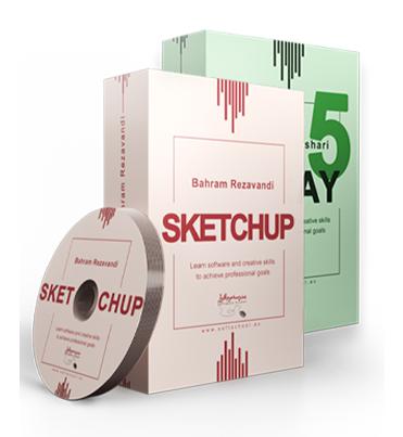 sketchup+vray-softschool